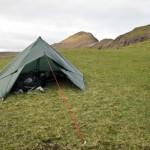 Kamp op Bealach an Oir